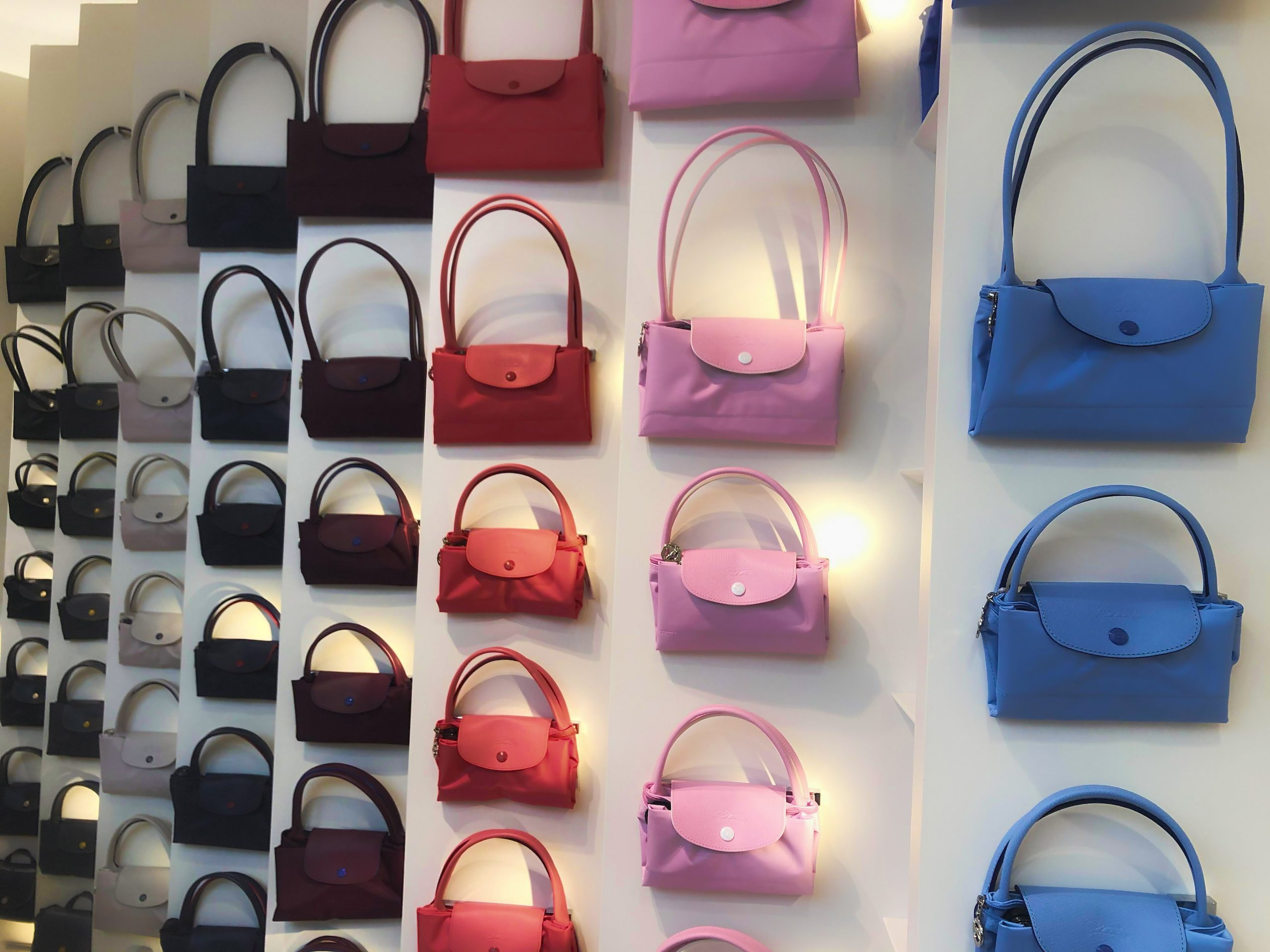 The French style: Longchamp bags