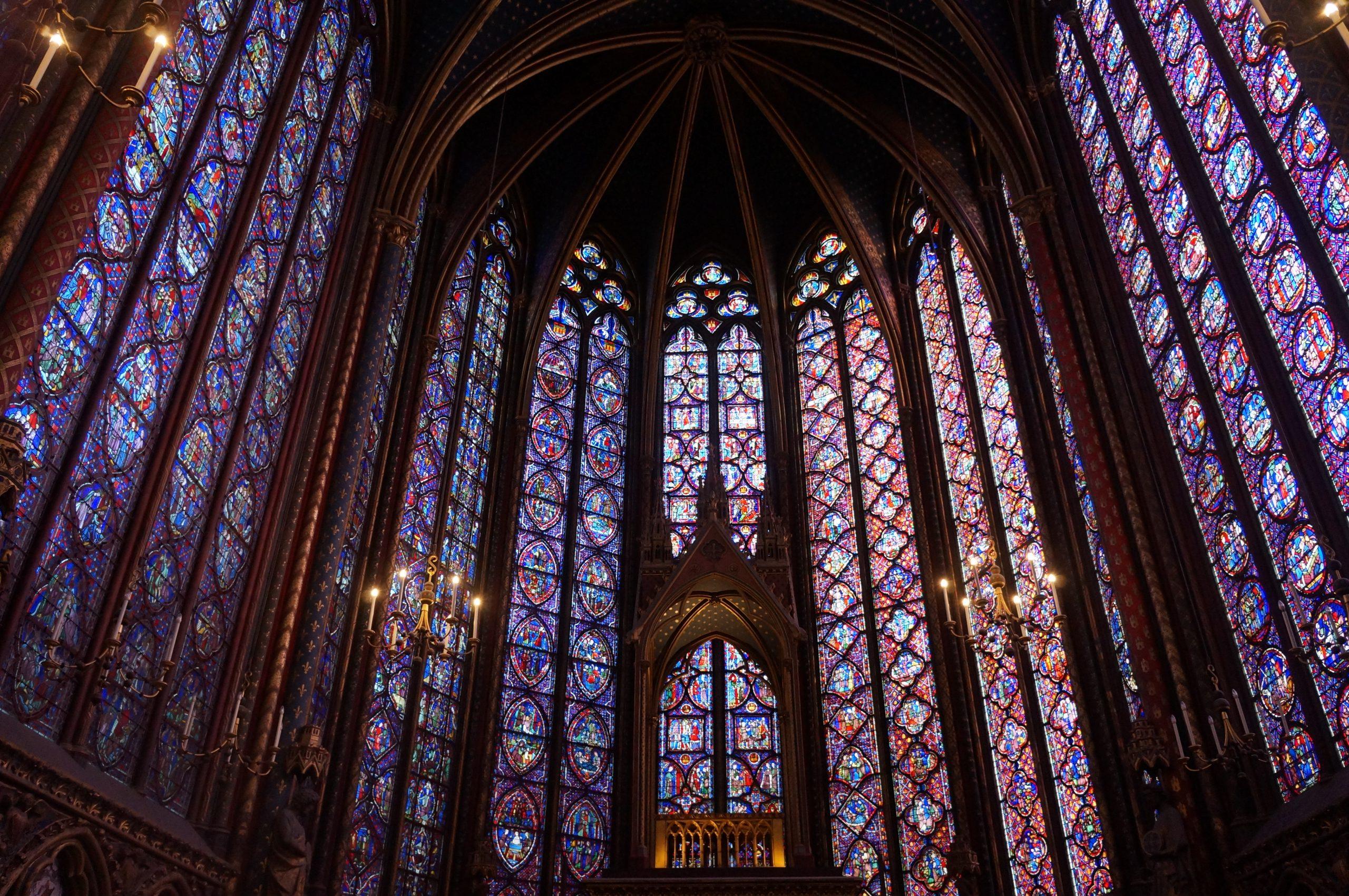 Notre Dame and Sainte Chapelle