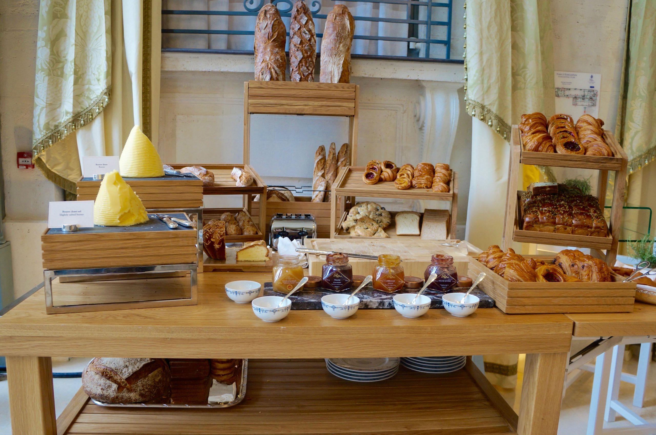 Breakfast@Ritz Paris
